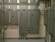 Healthcare electrical room