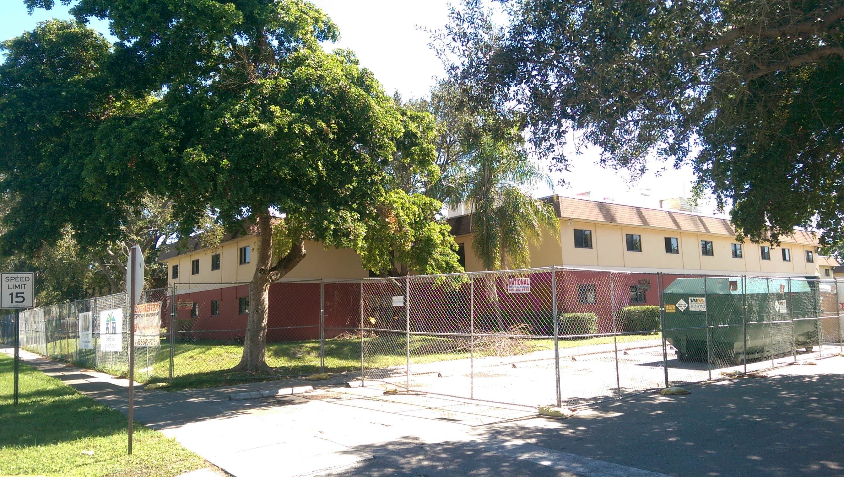 federal funded HUD remodeling Project